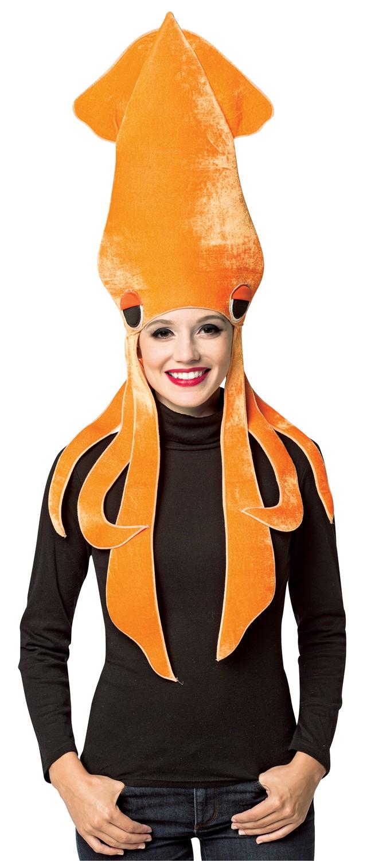 Under the Sea Octopus Adult Toque