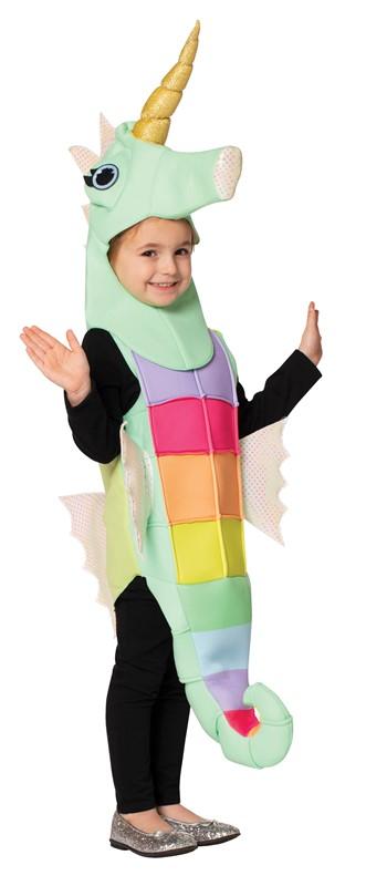 Halloween Costumes 07726.Rasta Imposta Magical Seahorse Whimsical Animal Halloween Costume Child Size 4 6